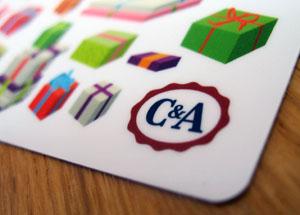 Geschenkkarte C&A
