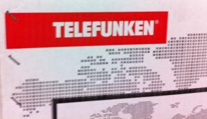 Real Telefunken D32h125n3 32 Zoll Led Tv Fernseher Für 199 Euro